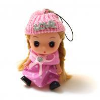 Куколка маленькая ручной работы