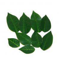 Листья искусственные для скрапбукинга