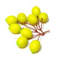 Лимоны искусственные для топиария