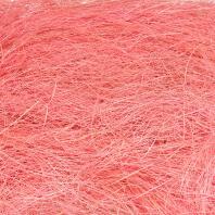 Сизаль розовый для флористов