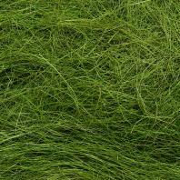 Сизаль насыщенный зеленый