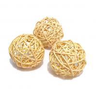 Ротанговые шарики 7см