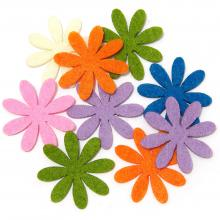 Фетровые цветочки купить