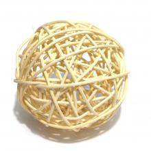 Шарики из ротанга