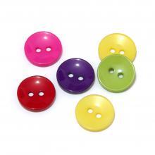 Цветные пуговицы для скрапбукинга