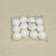 Шарики пенопластовые 4 см