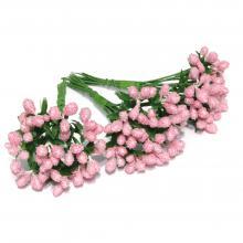 Декоративные веточки-тычинки в форме ягодок