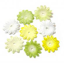 Лепестки цветов из вспененного латекса