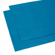 Лист фетра. Цвет синий