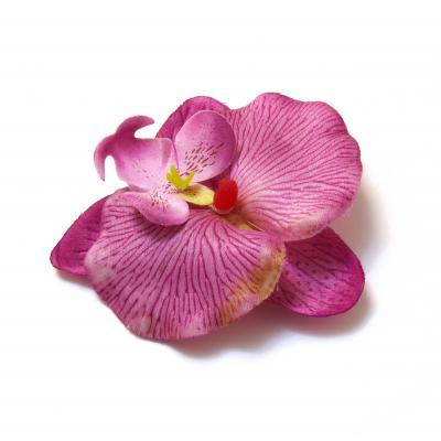 Головки цветов для украшения одежды