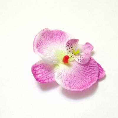 Головка орхидеи для заколок