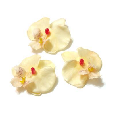 Головка орхидеи из латекса