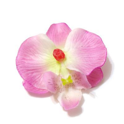 Сиреневые головки цветов