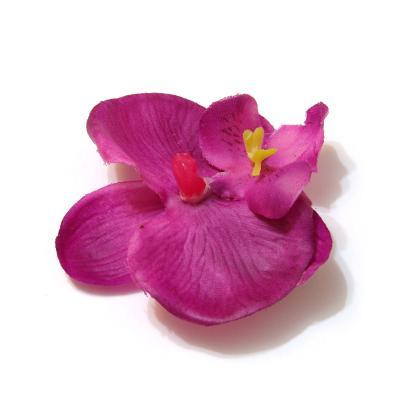Фиолетовые головки