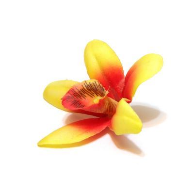 Головки орхидей из латекса