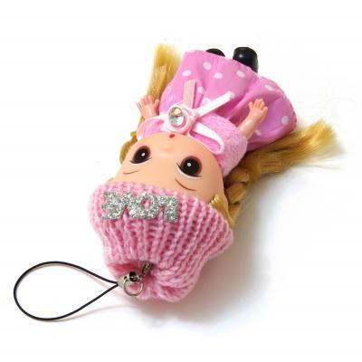 Куколка мини декоративная