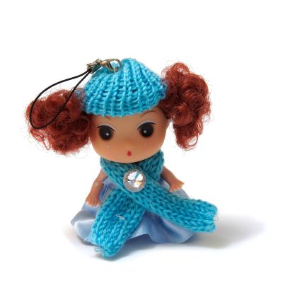 Куколка брелок для телефона