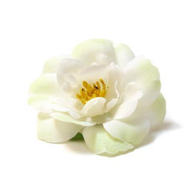 Красивые головки роз из ткани
