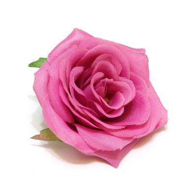 Головка тканевой розы