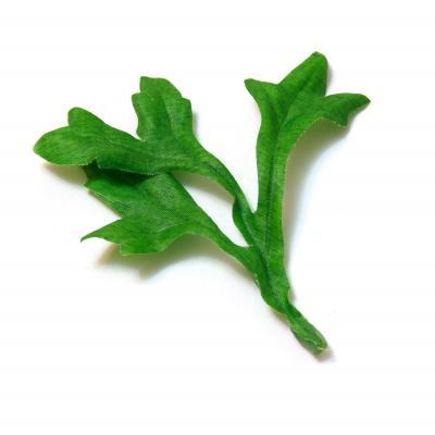 Искусственный листочек
