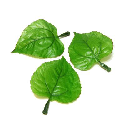 Подсолнух листья искусственные
