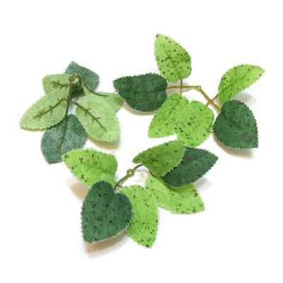 Листья для изготовления искусственных роз