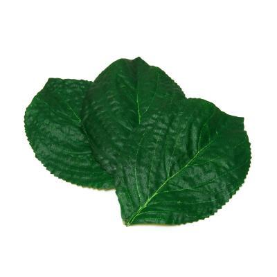 Искусственные листья для скрапбукинга