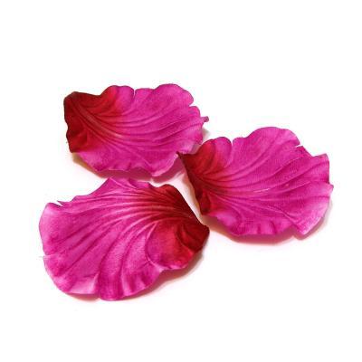 Лепестки фиолетовые плотные