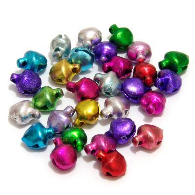 Цветные декоративные маленькие колокольчики