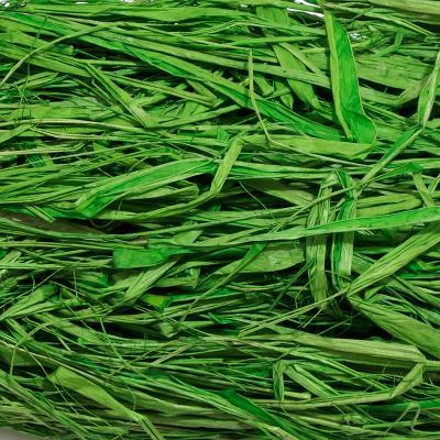 Рафия зеленая