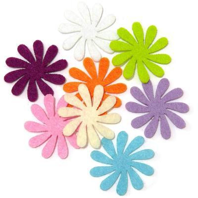 Цветы из фетра интернет магазин