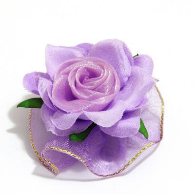 Цветы для заколок