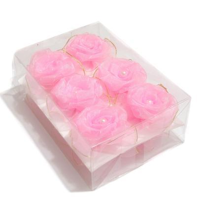 Головки цветов в коробочках