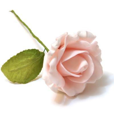 Роза декоративная искусственная