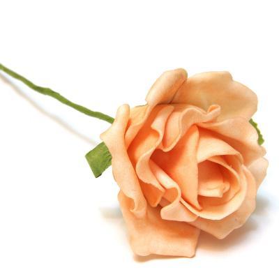 Красивые розы из пенки