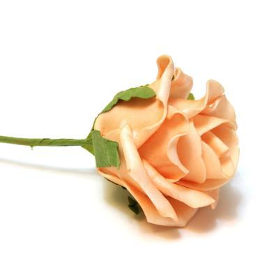Роза для свадебного декора