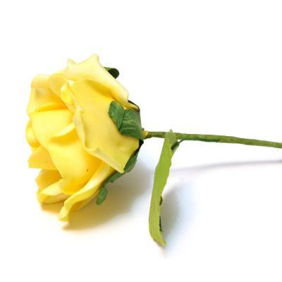 Розы головки желтые