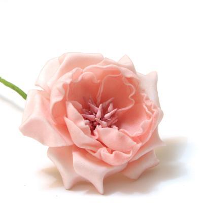 Головки цветов из пенки