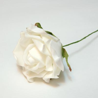 Латексные розы из пенки