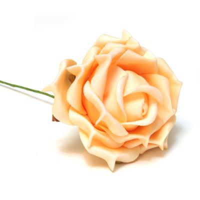 Цветочки искусственные розы
