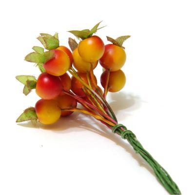 Ягодки маленькие оранжевого цвета