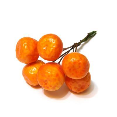 Мандаринки оранжевые мини