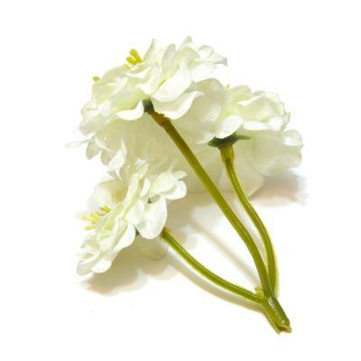 Декоративные цветы для творчества