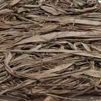 Рафия коричневого цвета