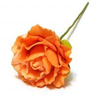 Пенка розы оранжевые