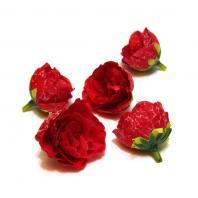 Розочки красные