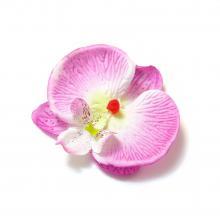 Маленькая головка искусственной орхидеи