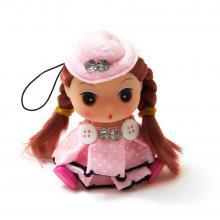 Куколка для телефона декоративная