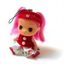 Интерактивная японская куколка