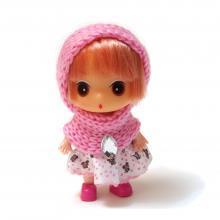 Куколки маленькие в розовом